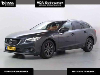 tweedehands Mazda 6 Sportbreak 2.0 HP 165pk TS+ Safetypack