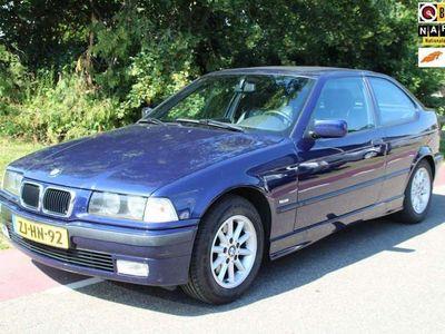 tweedehands BMW 318 Compact 318tds