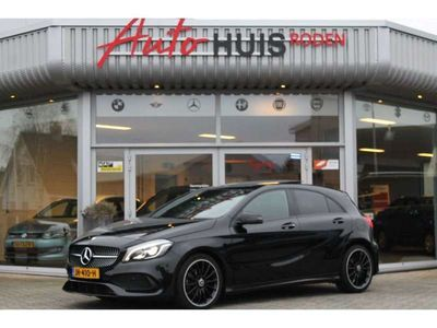 tweedehands Mercedes A200 d Prestige *AMG-Pakket* *Full Options*