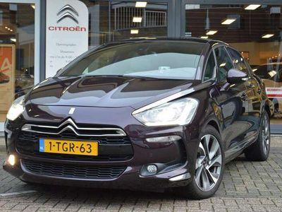 tweedehands Citroën DS5 HYBRID4 BUSINESS OPTIMUM GLAZEN DAK