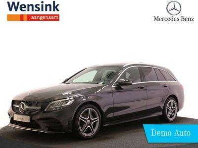 tweedehands Mercedes 200 C-Klasse EstateBusiness Solution AMG | Panorama-schuifdak | Advantage Pack | Stoelverwarming