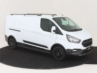 tweedehands Ford Custom Transit300L 170 PK L2H1 TRAIL Nr. 502862 NAVIGATIE CAMERA ADAPTIVE CRUISE CONTROL AIRCO 2 X SD TREKHAAK