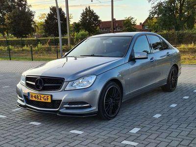 tweedehands Mercedes C200 Sport UNIEK!