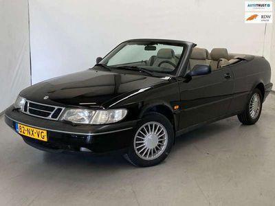 tweedehands Saab 900 Cabriolet Cabrio 2.0 S / / e kap / Leder