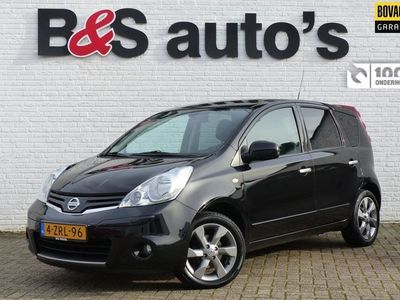 tweedehands Nissan Note 1.6 Connect Edition AUTOMAAT TREKHAAK CLIMA NAVI CRUISE BLUETOOTH