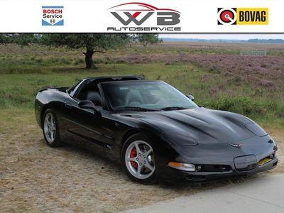 tweedehands Chevrolet Corvette USA 5.7 Targa Coupe Magnaflow I Head-Up Display I