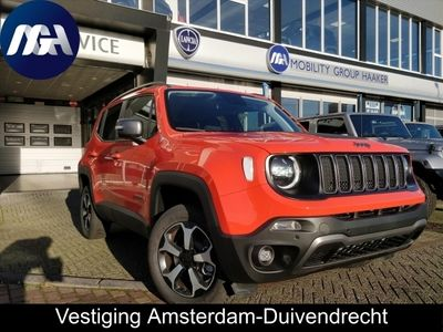 tweedehands Jeep Renegade 4WD 240pk Plug-in Hybrid automaat Trailhawk
