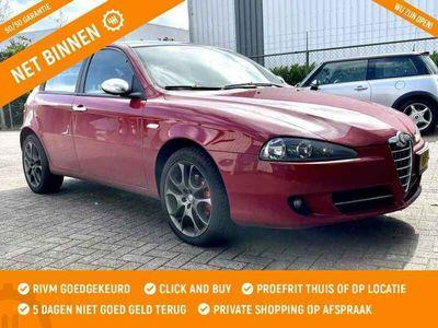 tweedehands Alfa Romeo 147 2.0 T.Spark Blackline II   5 DEURS   BOSE