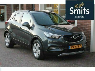 tweedehands Opel Mokka X 1.4 Turbo Innovation 140 Pk, Airco/ECC, Navigatie, Park-Pilot, Trekhaak,
