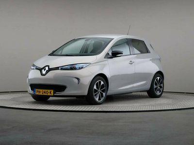 tweedehands Renault Zoe Intens Quickcharge (batterijkoop), Automaat, Navigatie