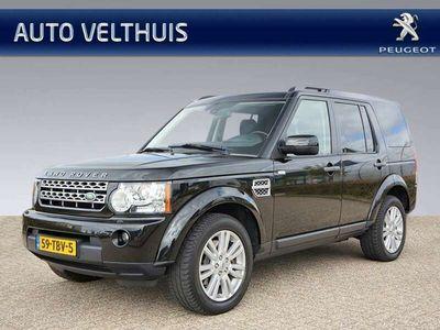 tweedehands Land Rover Discovery 4 3.0 TDV6 AUT HSE *ombouw naar grijskenteken*
