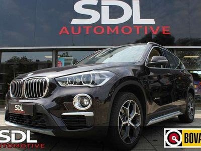 tweedehands BMW X1 xDrive20i High Executive // LEDER // FULL LED // L