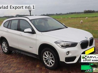 tweedehands BMW X1 NETTO 11799 **2017** 1.5 d sDrive18d 2017 NAVI ACC