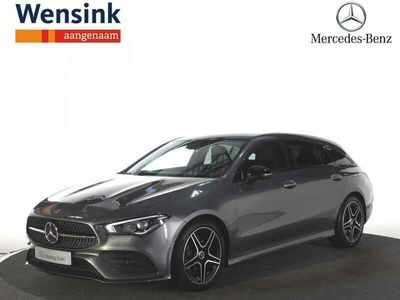 tweedehands Mercedes 200 CLA-Klasse Shooting BrakeAdvantage AMG Line | Dodehoekassistent | DAB + | Apple CarPlay | Achteruitrijcamera |
