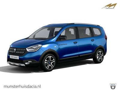 tweedehands Dacia Lodgy TCe 130 Série Limitée 15th Anniversary - Nieuw - Wordt verwacht