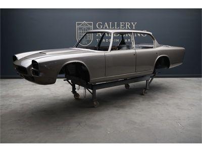 tweedehands Maserati Quattroporte series 1 project
