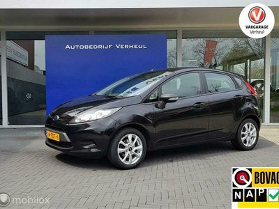 tweedehands Ford Fiesta 1.25 Limited Edition 5Drs Airco Nap Boekjes