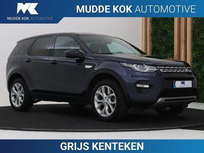 tweedehands Land Rover Discovery Sport 2.0 TD4 AWD HSE | GRIJS KENTEKEN | Aut | Leder | Xenon | Trekhaak