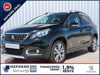 tweedehands Peugeot 2008 1.2 130 PK ALLURE   NAVIGATIE   PARKEERSENSOREN   CLIMATE CONTROL  