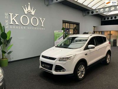 tweedehands Ford Kuga 1.5 Titanium 150pk EcoBoost 6-12 m garantie