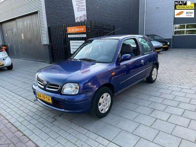 tweedehands Nissan Micra 1.4 Clair Airco NAP APK 1 Jaar