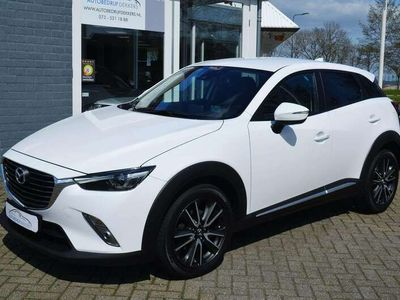 tweedehands Mazda CX-3 2.0 SKYACTIV-G 120pk AUT GT-M, LED, HUD, Camera