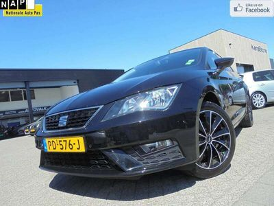 tweedehands Seat Leon 1.6 TDI Style Business Intense Climate. Cruise. Na