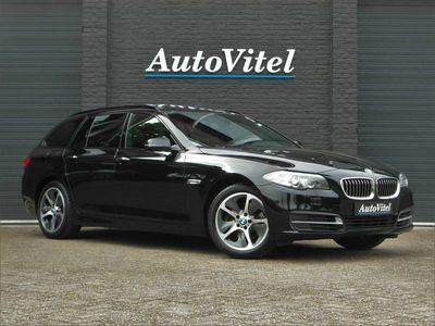 tweedehands BMW 520 Touring dAS Sportleder, Navi-Pro, Panodak, Head-Up