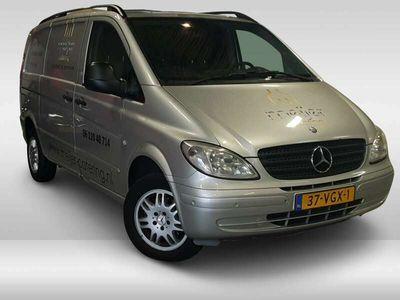 tweedehands Mercedes Vito 109 CDI 320 Lang HD Amigo Auto rijdt nog goed 2999