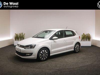 tweedehands VW Polo 1.0 95pk BlueMotion Edition | Airco, Cruise Control |