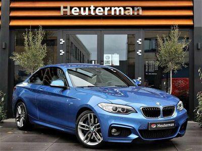 tweedehands BMW 230 230 Coupé i Coupé M-Sport Aut./ Leder/ Navigatie/ X
