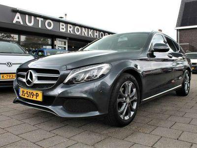 tweedehands Mercedes C180 Estate CDI AUTOMAAT   NAVI   SPORTSTOELEN   NL-AUT