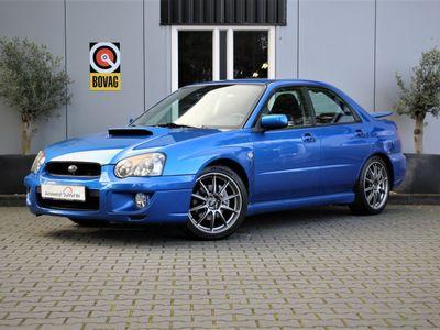 tweedehands Subaru Impreza 2.0 WRX AWD Airco, Spoiler, Sportuitlaat
