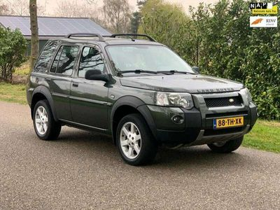 tweedehands Land Rover Freelander Station Wagon 2.0 Td4 HSE