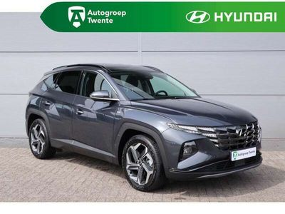 tweedehands Hyundai Tucson 1.6 T-GDI Exclusive MHEV / 4WD / 180PK / 19 inch /