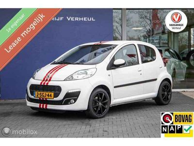 tweedehands Peugeot 107 1.0 Active 5Drs Airco Nap Boekjes