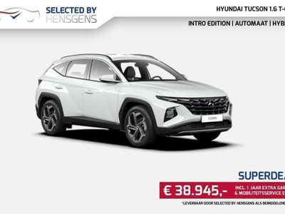 tweedehands Hyundai Tucson 1.6 T-MHEV Model 2021 | Intro ed + Premium Pack