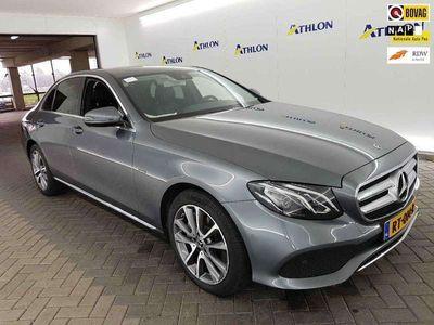 tweedehands Mercedes E350 E-Klasse Limousine E9G-TRONIC Bns Solution 4D 210kW automaat