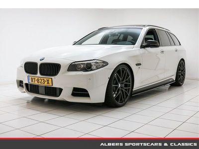 tweedehands BMW M550 5-SERIE Touring xd * M-Performance * Breyton * Head-up * Pano * Navi * Soundbox * Voll *