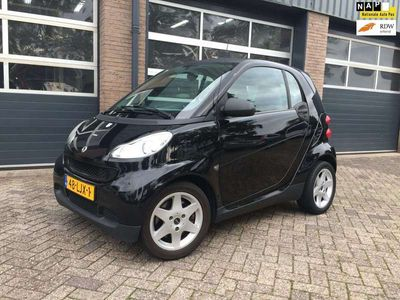 tweedehands Smart ForTwo Coupé 1.0 mhd Pure Plus Airco Navi