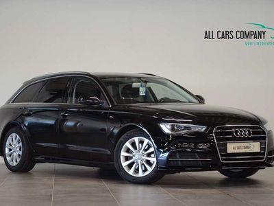 tweedehands Audi A6 Avant 2.0 TDI 190PK Aut. S-Line Navi Xenon Standverwarming