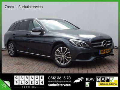 tweedehands Mercedes C350 Estate e Burmeister Nav/Cam Stoelverw ex BTW Lease