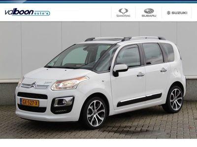 tweedehands Citroën C3 Picasso 1.2 PureTech Exclusive | Clima | Park sens | Lm-Velgen | Trekhaak