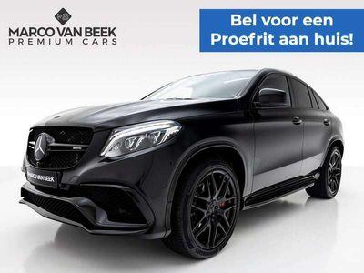 tweedehands Mercedes GLE63 AMG AMG Coupé S 4MATIC Nw. Prijs € 225.536 Pano B&O 3D Nig