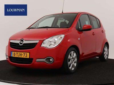 tweedehands Opel Agila 1.2 Edition I Automaat I Airco l Netjes onderhoude