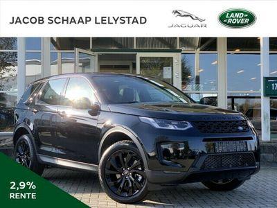 tweedehands Land Rover Discovery Sport P300e PHEV AWD SE | Direct leverbaar | Lage wegenbelasting | Black Pack |