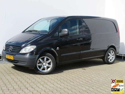 tweedehands Mercedes Vito MARGE / LANG 109 CDI 320 L.HD Am.