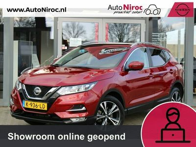 tweedehands Nissan Qashqai DIG-T 115 N-Connecta | DESIGN PACK | COLD PACK | SLECHTS 7.116 KM ! | ALL SEASON BANDEN |