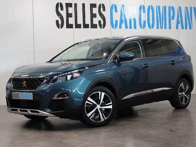 tweedehands Peugeot 5008 1.5 BlueHDI Blue Lease Premium | Automaat | Naviga