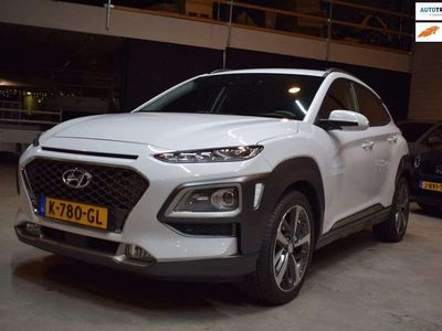 tweedehands Hyundai Kona 1.6 T-GDI Premium AWD automaat extra vol